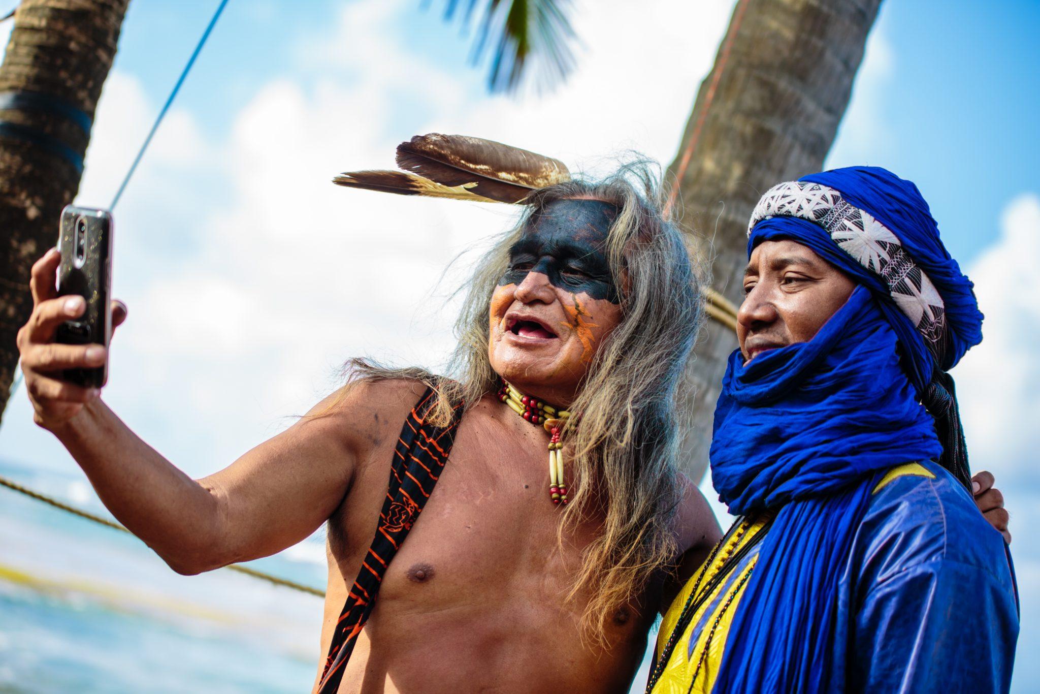 Tribal Gathering, Panama © Lucas Sinclair