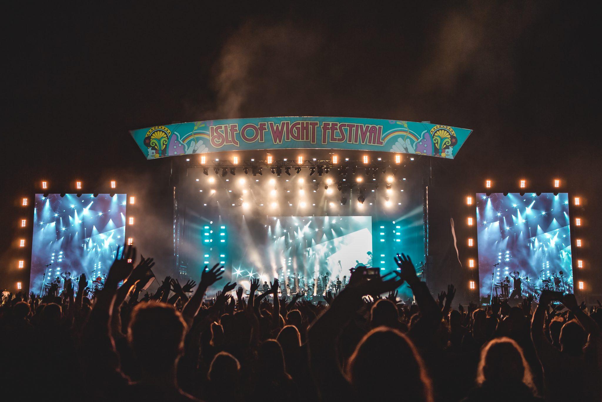 Depeche Mode, Isle of Wight Festival © Lucas Sinclair