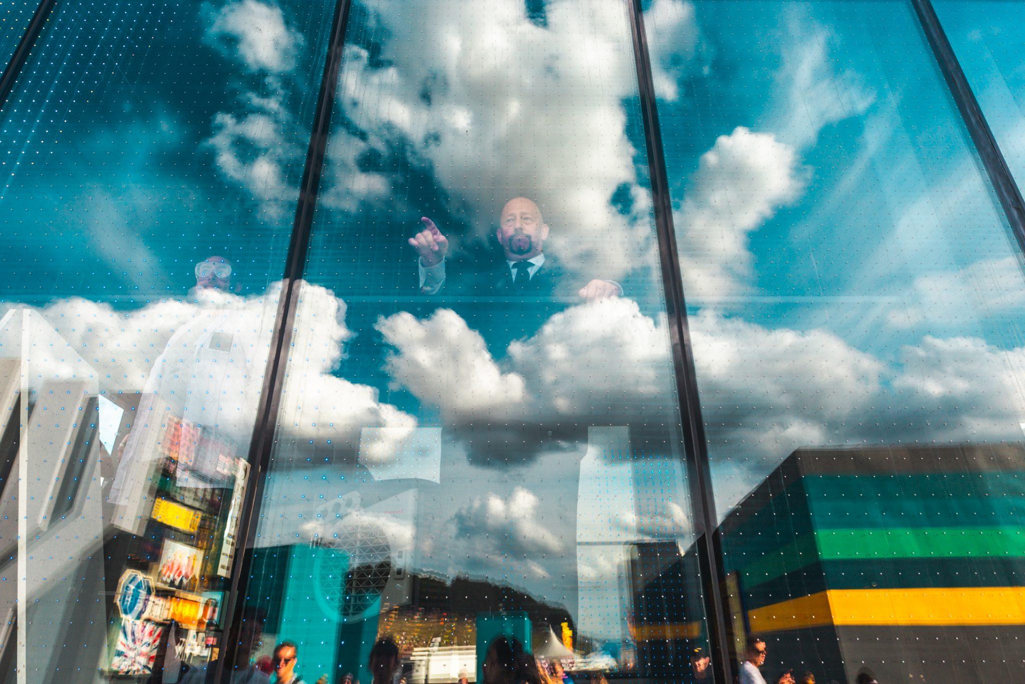 Clouds, Boomtown 2018 © Lucas Sinclair