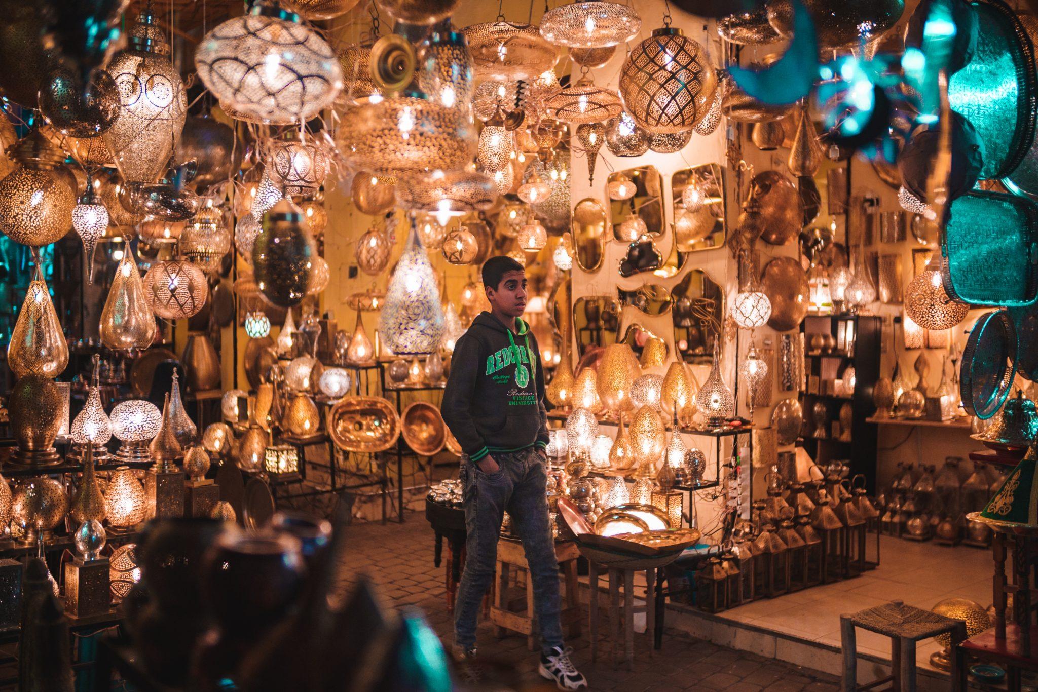 Travel - Morocco © Lucas Sinclair
